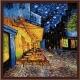 Ночное кафе. Ван Гог. Картина со стразами алмазная